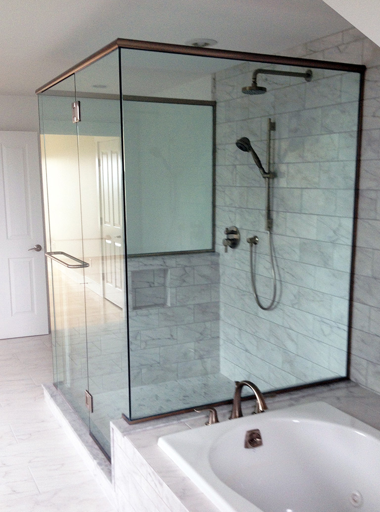 Pen Bay Glass Inc Maine Glass Company Auto Glass Shower Doors